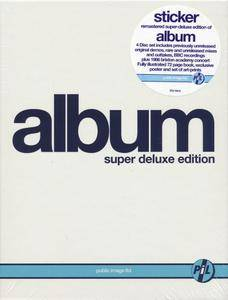 Public Image Ltd. - Album (1986) [2016, Super Deluxe Box Set]