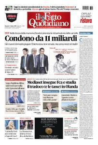 Il Fatto Quotidiano - 07 ottobre 2018