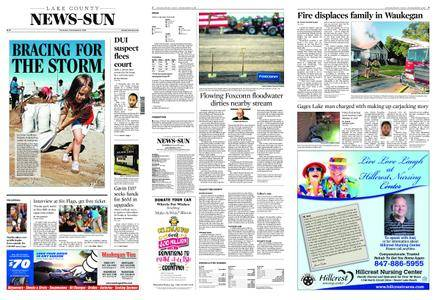 Lake County News-Sun – September 13, 2018