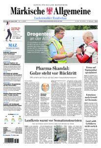 Märkische Allgemeine Luckenwalder Rundschau - 28. August 2018