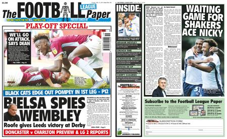 The Football League Paper – May 12, 2019