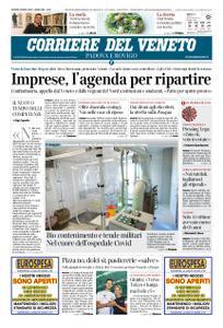 Corriere del Veneto Padova e Rovigo – 09 aprile 2020
