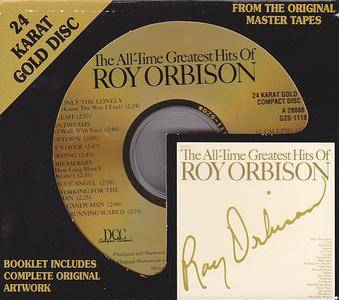 Roy Orbison - The All-Time Greatest Hits Of Roy Orbison (1972) [1997, DCC Compact Classics GZS-1118]