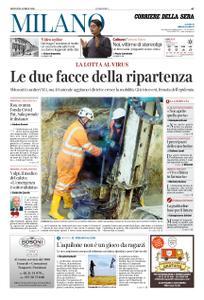 Corriere della Sera Milano – 09 aprile 2020