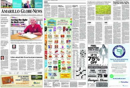 Amarillo Globe News – August 21, 2019
