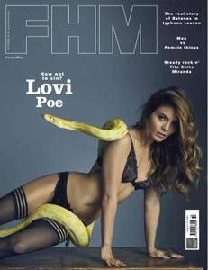 FHM Philippines - October 01, 2016