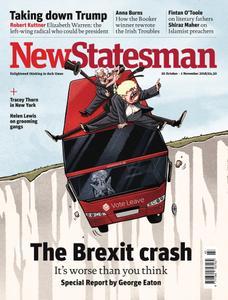 New Statesman - 26 October - 1 November 2018