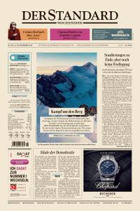Der Standard – 09. November 2019
