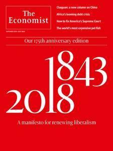 The Economist Latin America – 15 September 2018