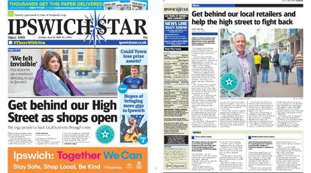 Ipswich Star – June 15, 2020