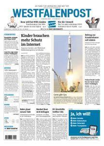 Westfalenpost Wetter - 07. Juni 2018