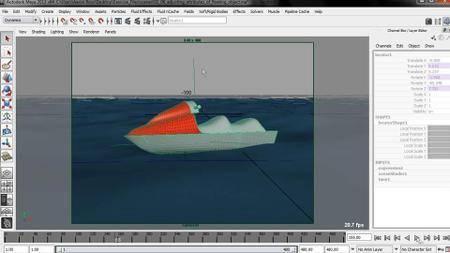 Maya: Creating Fluid Effects (2013)