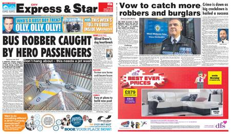 Express and Star City Edition – January 05, 2019
