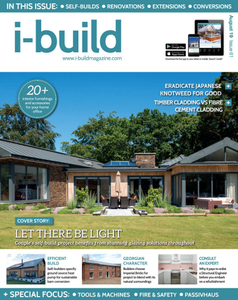 i-build - August 2019
