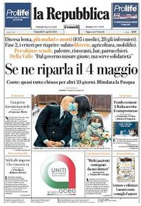 la Repubblica - 10 Aprile 2020