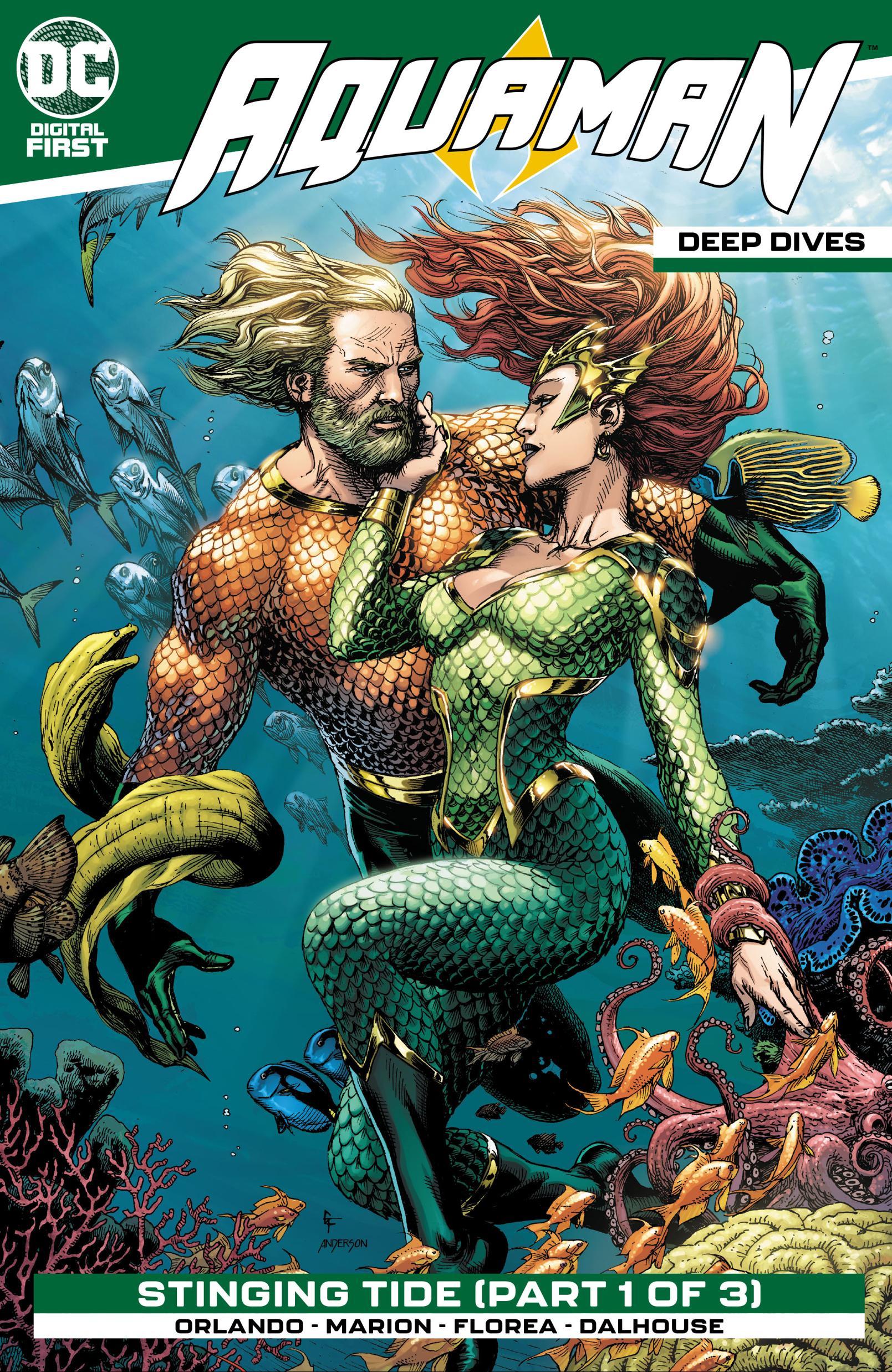 Aquaman - Deep Dives 005 (2020) (Digital-Empire
