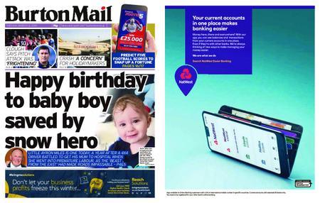 Burton Mail – March 12, 2019