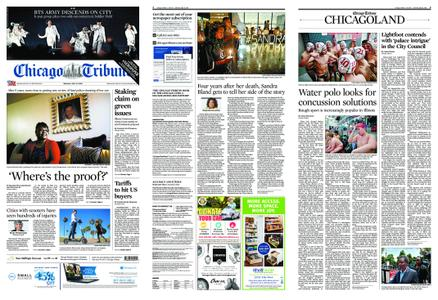 Chicago Tribune – May 13, 2019