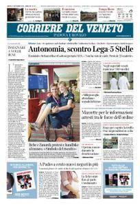 Corriere del Veneto Padova e Rovigo – 15 settembre 2018