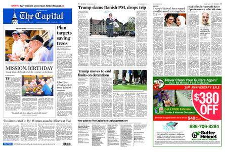 The Capital – August 22, 2019