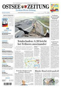 Ostsee Zeitung Wolgast - 10. Oktober 2017