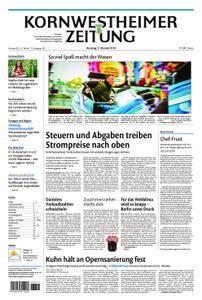 Kornwestheimer Zeitung - 09. Oktober 2018
