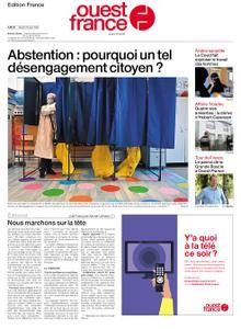 Ouest-France Édition France – 22 juin 2021