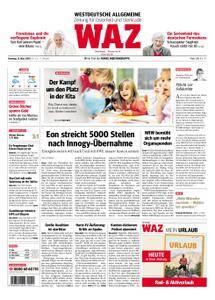 WAZ Westdeutsche Allgemeine Zeitung Oberhausen-Sterkrade - 13. März 2018