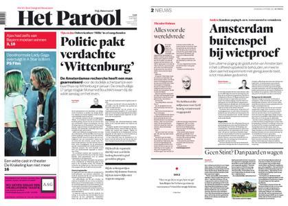 Het Parool – 03 oktober 2018