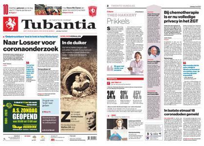 Tubantia - Enschede – 02 mei 2020