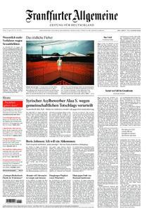 Frankfurter Allgemeine Zeitung F.A.Z. - 23. August 2019