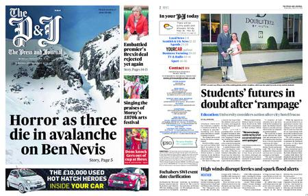 The Press and Journal Moray – March 13, 2019