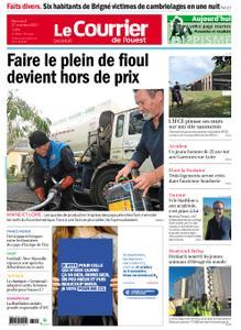 Le Courrier de l'Ouest Saumur – 27 octobre 2021