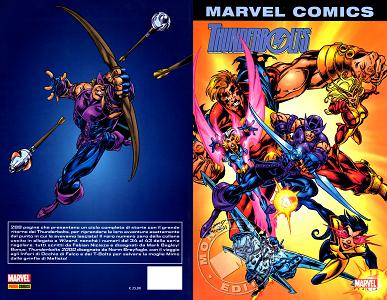 Marvel Monster Edition - Volume 3 - Thunderbolts