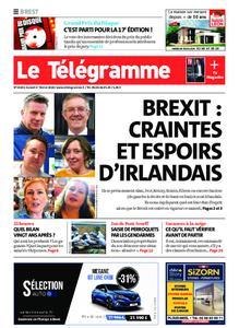 Le Télégramme Brest – 01 février 2020