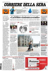 Corriere della Sera – 18 settembre 2020