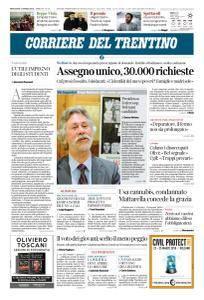 Corriere del Trentino - 14 Marzo 2018