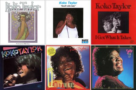 Koko Taylor - Albums Collection 1969-1990 (7CD) [Combined Re-Up]