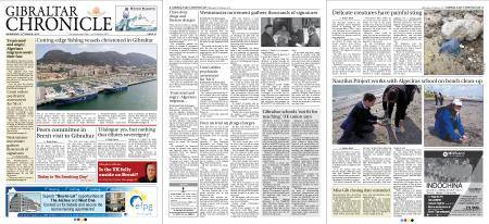 Gibraltar Chronicle – 14 March 2018