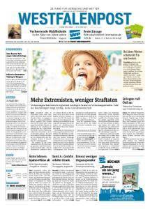 Westfalenpost Wetter - 25. Juli 2018