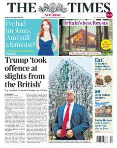 The Times - 13 January 2018