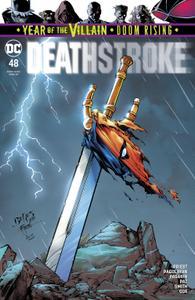 Deathstroke 048 2019 Digital Zone