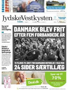JydskeVestkysten Varde – 03. maj 2020