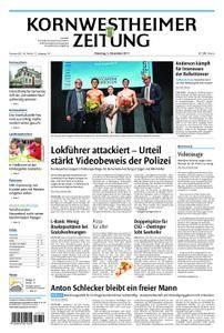 Kornwestheimer Zeitung - 05. Dezember 2017