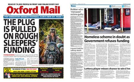 Oxford Mail – July 30, 2019
