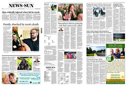 Lake County News-Sun – July 30, 2019