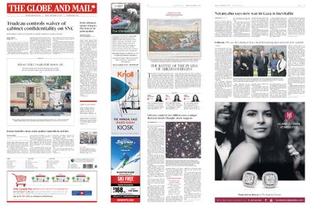 The Globe and Mail – September 13, 2019