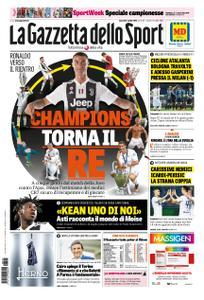 La Gazzetta dello Sport Sicilia – 05 aprile 2019
