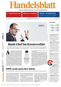 Handelsblatt - 16. Mai 2019