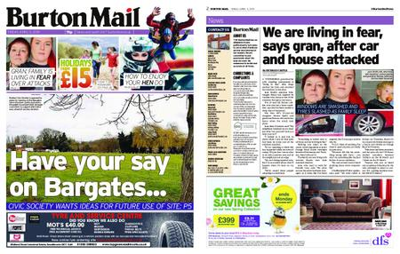 Burton Mail – April 05, 2019